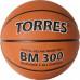 Мяч баскетбольный TORRES BM300 B02013, р.3, резина, нейлон. корд, бут. камера, темнооранж-черн